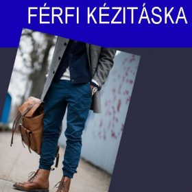 FÉRFI KÉZITÁSKA