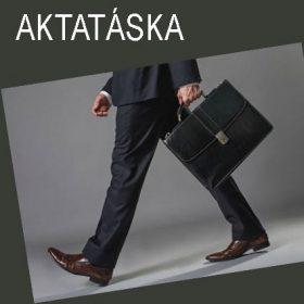 FÉRFI AKTATÁSKA
