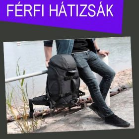 FÉRFI HÁTIZSÁK