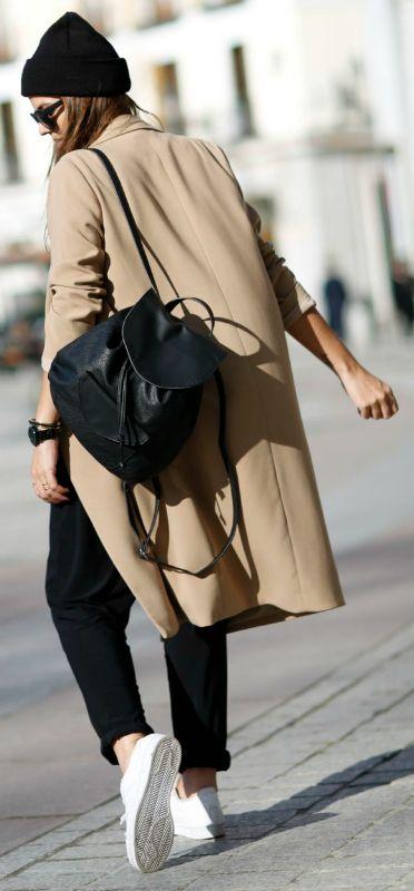 Fekete női táska - trendtaska.hu