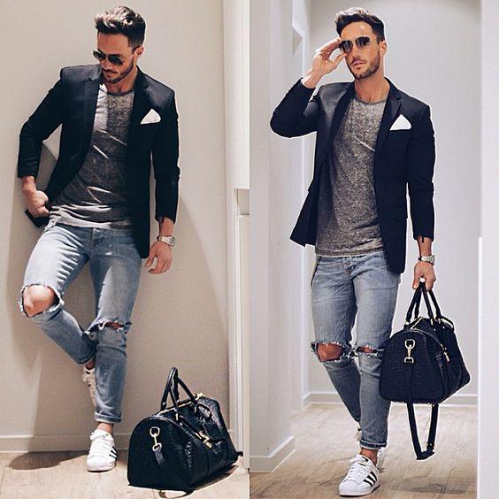 Utazótáska - férfi táska